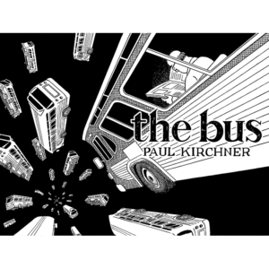 The Bus 2 book cover